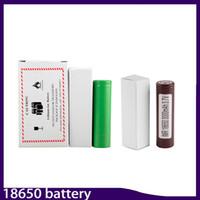 Wholesale Smok Batteries - US Lg hg2 3000mah VTC5 2600mAh VTC4 2100mAh 18650 Li-ion battery for E cigarette smok alien 220w kit 0204105-3