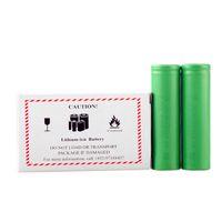 könig mechanische mods großhandel-US18650 VTC4 2100mAh 3,7 V Li-Ion Akku für E Zigarette Manhattan King Nemesis Stingray Mechanische mods 0204105 -5