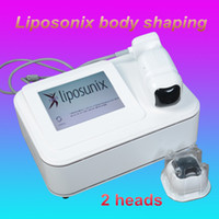 Wholesale Fat Burning Device - Beauty Slimming Machines liposonix ultrasonic slimming devices machines burn fat for home use body shaping fat loss tester