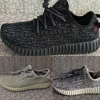 Wholesale Winter Footwear For Men - 350 boost low Moonrock With Shoe Box 350 Low Outdoor Shoes, 2016 great deals New Sneaker Footwear New Shoes For Men And Women