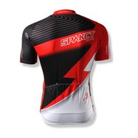 Wholesale Spakct Cycling Jersey - Wholesale-SPAKCT Cycling Bike Bicycle Jerseys Quick Dry Breathable Short Sleeve Clothes Sports Jersey Ciclismo Maillot Cycling Clothes