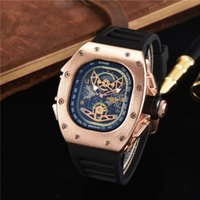 Wholesale Market Prices - New Designer Richard Man Japan Watches with High Quality Factory Price Watch Clocks for Europe Market