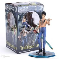 Gros-Anime One Piece POP édition limitée Trafalgar Law Ver.2.5 1/8 PVC Figure action de collection Toy 24CM OPFG396