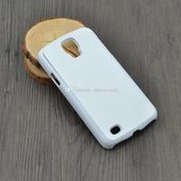 ingrosso cassa del telefono della galassia diy-Samsung Galaxy S4 Active (I9295) Casi per PC Custodia a sublimazione termica per telefoni cellulari con piastre in alluminio per Samsung Galaxy I9295
