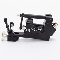 Wholesale Tattoo Light Boxes - Newest Light Weight Rotary Tattoo Machine 2ND Stealth Machine Gun Alloy 7 Colors Assroted Liner Shader Box free shipping