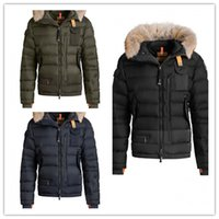 Wholesale Cheap Woolen Winter Coats - Where To Buy Luxury Top Copy Brand Skimaster Down Jacket Men's Winter Parka With Hoodie Fur Arctic Coat Cheap Outlet Factory