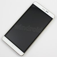 "Wholesale Dual Sim Smart Cell Phone - JIAKE M8 6"" big screen MTK6580 512 4GB Android 5.1 960*540 Dual SIM camera 5MP 3G WCDMA Unlocked Smart cell phone Mobile Gesture + case 3pcs"