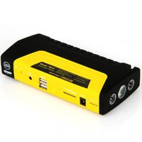 Wholesale Start Charger - 12V Car Jump Starter 50800Mah Auto EPS Jump Starter Emergency Start Power Car Charger Mobile CNP