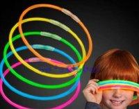 sortiertes licht großhandel-Knicklichter leuchten Ketten Knicklichter Lumi Stick verschiedene Farben