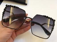 Wholesale girl s sunglasses online - Women Round Gold Sunglasses S Designer Sunglasses New with Box
