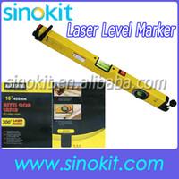 Wholesale Digital Level Angle Finder - Wholesale-Free Shipping Digital Display Vertical+Horizontal Angle Finder Level Marker 0-160 Laser Range ST1B