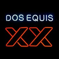 New XX Dos Equis Luz Neon Beer Sign Bar SINAL real vidro Neon Light Beer 17