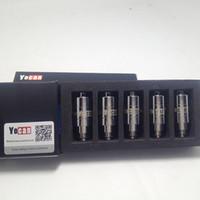 Wholesale w2 wholesale - Yocan exgo W1 W2 W3 vaporizer coil replacement yocan exgo w1 coils exgo w2 coil exgo w3 coils replacement coil head No Wicks No Coil