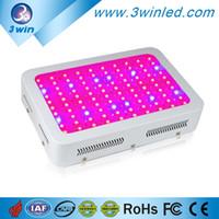 Wholesale Grow Panel 3w - 5units free shipping 300W LED Grow Light 100pcs 3W LEDs Hydroponic LED Grow Lamp Panel