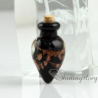 Wholesale Miniature Glass Jars - small glass vials wholesale glass jar necklace miniature glass bottle necklace pendant