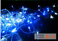 Wholesale Male Tail Plug - Male female Plug add tail plug 30m 300LED led String Fairy Lights christmas out door garden light110v- 220v waterproof high quality
