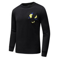 Wholesale Hand Knitting Clothing - The new 2017 high quality sweater men's size M-3XL luxury Brand clothing, fashion leisure sports men's sweater F8825