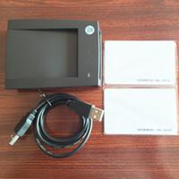 Wholesale Em Proximity Card - New 125khz EM4100 8H10D EM Marine Proximity ID Cards   Smart Card USB RFID Reader
