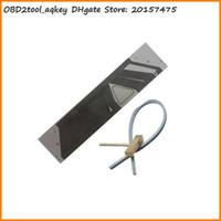 bmw ecu onarımı toptan satış-AQkey OBD2tool saab 9-3 9-5 sid 2 için şerit kablo saab araba lcd ekran onarım için eksik piksel kitleri saab sid2 birimi