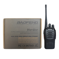 Wholesale-Baofeng 888s bf BF-888S Walkie Talkie 5W Pofung palmare per UHF VHF 5W 400-470MHz 16CH radio a due vie