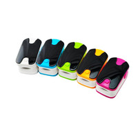 Wholesale New Color OLED Fingertip Pulse Oximeter With Audio Alarm Pulse Sound Spo2 Monitor Finger Puls Oximeter