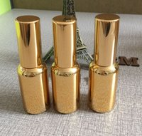 Wholesale Atomiser Spray Glass Bottle - 50pieces lot 30ml High temperature gold plated refillable empty atomiser spray perfume bottle,perfume container,perfume packing