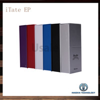 Wholesale Itaste Ep - Innokin iTaste EP E-cigarette Kits EP Starter Kit With Iclear 12 Vaporizer Pen Mod 700 mah Battery 100% Original