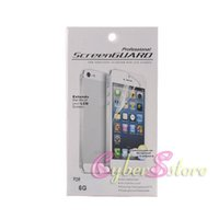 Wholesale Screen Guard Inch - Price Difference.For iPhone6 4.7 inch Front Clear Screen Protector (with Retail Package) Guard Film For iPhone 6 4.7""