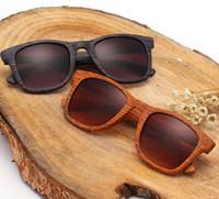 Wholesale Restore Wood - Wholesale- oculos Tide restoring ancient ways sunglasses joker wooden sunglasses wood sunglasses glasses oculos de sol feminino