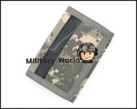 Wholesale Key Chain Order - ROGISI 1000D Folding Wallet with Key Chain Type B Waterproof And Durable Black ACU Multicam Coyote Brown order<$18no track