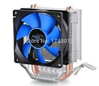 Wholesale Amd Processor Am3 - Wholesale- 2 heatpipe, for Intel LGA775 1155 1156 1150, for AMD FM1 FM2 AM3+ AM2+, CPU radiator CPU Fan, DeepCool ice mini Ultimate