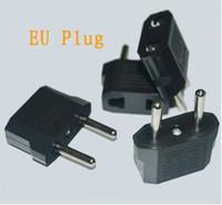 Wholesale Socket Outlet Converter - 10 PCS   Lot Wholesale EU US AU to US AU EU AC Power Socket Plug Travel Converter Charger Adapter Outlet Plugs