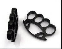 QTY1 FAT BOY RENEGADE THICK BLACK BRASS KNUCKLE DUSTERS