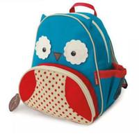 Wholesale Backpack For Preschool - bebe preschool drawstring cartoon animal hippocampus anti lost bag backpacks troddler for child baby mochila arnes bebe