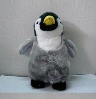 "Wholesale Happy Feet Plush - 100pcs 8"" 20CM Happy Feet Penguin Plush Toy Plush Doll Soft Stuffed Animal Doll"