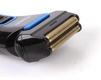 ingrosso trimmer di baffi di barba capelli-Uomini portatili ricaricabile di precisione rasoio elettrico rasoio per capelli pop-up trimmer uomo rasoio elettrico barba tagliatore di baffi trimmer UE 220 v