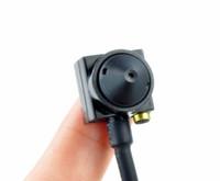 petites caméras achat en gros de-sténopé caméras 6mm 0.5LUX 5.0MP HD vision nocturne micro caméra 600tvl plus petite caméra de surveillance résolution1280 * 960
