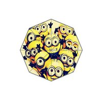 Wholesale Despicable Customs - Wholesale-Famous Despicable Me Custom Umbrella Fashion Design Umbrella For Man And Women High Quality Free Shipping Hot Sale UMN-607