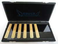 Wholesale clarinet reed case for Sachs reed box
