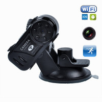 Wholesale Hd Phone Tablets - 32GB Tcam ST-009 Wireless Mini IP Camera With HD WIFI IR Night Vision Surveilliance for Iphone Android Phone Tablets