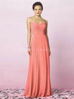 Wholesale Silk Dresses For Prom - Floor Length Prom Dress For Womens 2016 Elegant Sweetheart Chiffon vestidos de festa Custom Dresses Party Evening Party Dresses