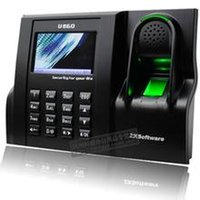 Wholesale Time Attendance Software Free - Fingerprint time machine clock record Time And Attendance Management System with free software employee time attendance device U560