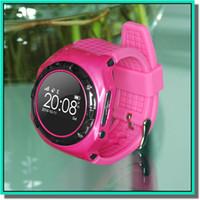 ingrosso vigilanza astuta libera il trasporto-Smart watch L20 android ios SOS GSM ascolta a distanza registratore mobile smart watch Bambini che posizionano il braccialetto intelligente nave libera