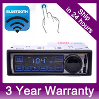 Wholesale Radio Control Tracks - Bluetooth Car Stereo FM Radio MP3 Audio Player Support Touch Screen Control with USB SD slot 1 DIN In-Dash 12V order<$18no track