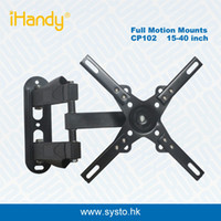 iHandy IH-CP102 Montajes Montion completos Soporte para pared LCD / LED / HD TV