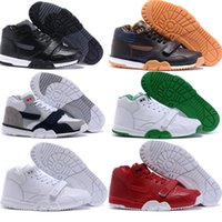 Wholesale Box Top Labels - Top Quality Men's Basketball Shoes 87 Designer Sneakers Air J4 Leather Running training shoes 41-47 Size With original Box label 7 colors