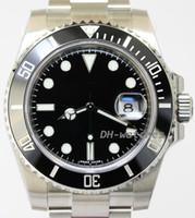 Wholesale Dive Sapphire - luxury brand automatic watch men's mechanical dive watches Sapphire Glass Ceramic Bezel Stainless wristwatch 102
