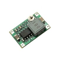 Wholesale Mini Converter Dc - Adjustable Converter Super Mini Step Down power supply Module 4.75V-23V to 1V-17V for RC Plane for DC-DC