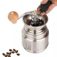 Wholesale grain mills - Stainless steel coffee grinder grain grinder rugged