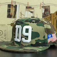 Wholesale Womens Military Hat Free Shipping - Wholesale-New Arrival D9 Reserve Bold Camo Snapback Hats Fashion Men & Womens Snapbacks Caps military cap hat 13 styles free shipping